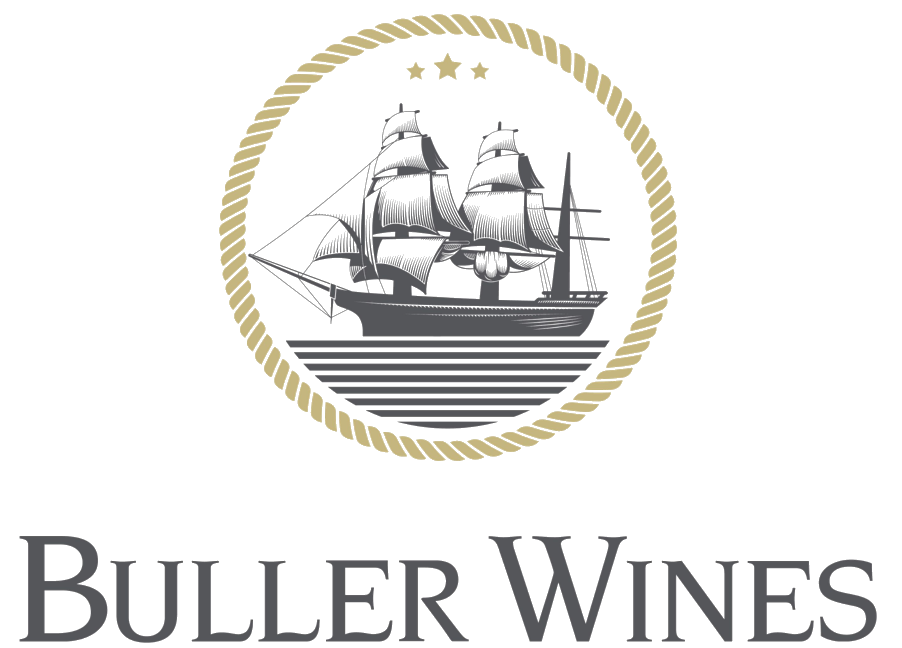 Buller Wines Logo Full Colour Transparent Background